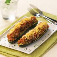 Zucchini Panggang Tabur Keju