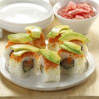 SushiIsi Avokad Salmon