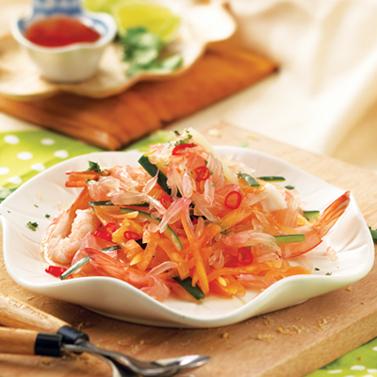 Salad Jeruk Bali