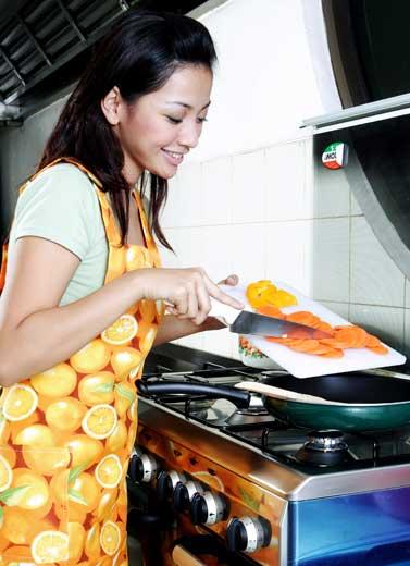 Hemat Waktu di Dapur