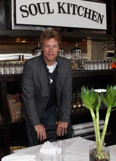 'Dapur Sosial' Jon Bon Jovi