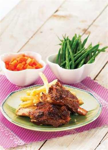 Serba Serbi BBQ