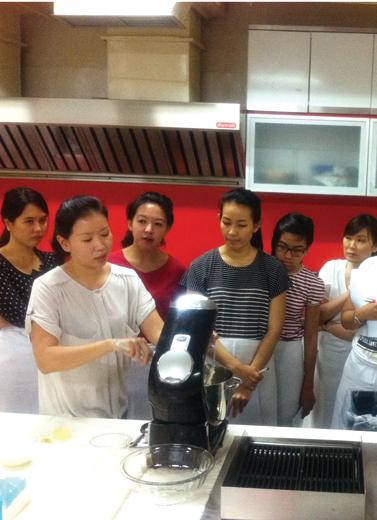 Acara Gaul Baru: Belajar Masak