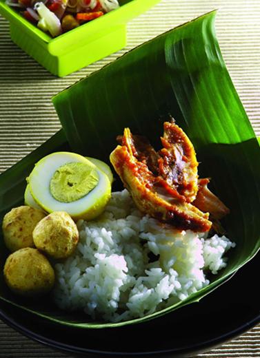 Nasi Jenggo, Bali