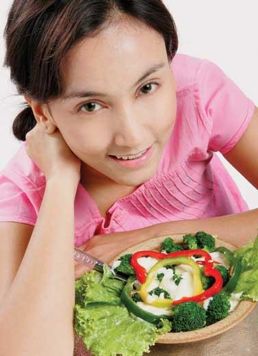 Sayuran Mentah Vs Sayuran Matang