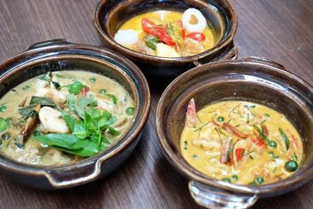 Perbedaan Kari di Thailand