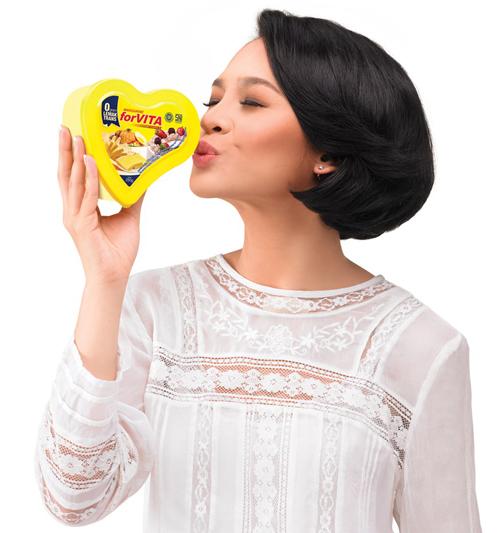 Margarin 0 gr Lemak Trans
