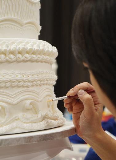 Kelas Cake Jadi Rebutan