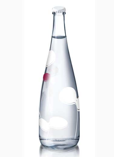 Botol Eksklusif dari Andre Courreges