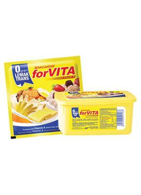 ForVITA Margarine, Margarin Yang Bebas Lemak Trans Dan Mengandung Vitamin A