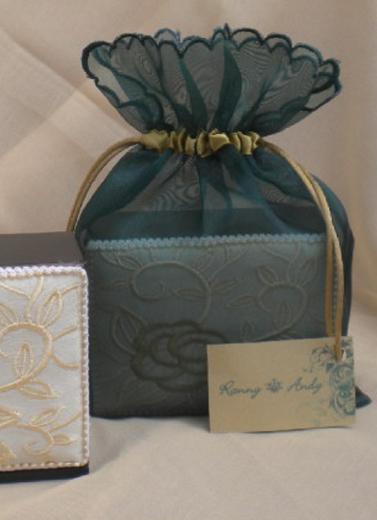 Strategi Pameran ala Alifien, Pemilik Maharani Embroidery