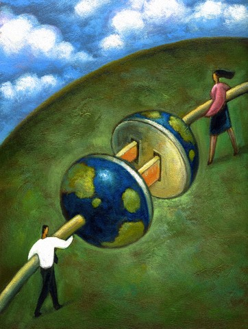 Miliki Kualifikasi Global!
