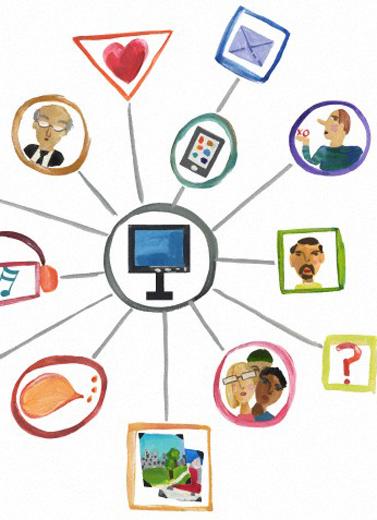 Karier: Profesional di Media Sosial