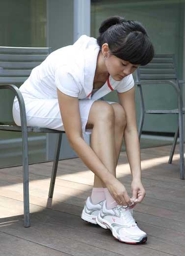 Jangan Asal Beli Sepatu Sport