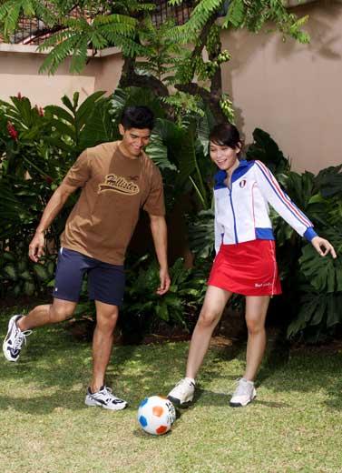 Main Futsal, Yuk!