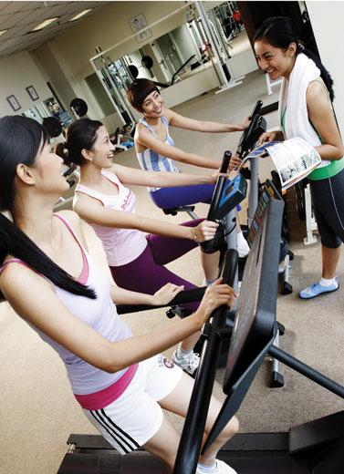 Tentukan Target ke Gym