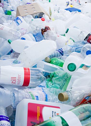Menyiasati Sampah Plastik