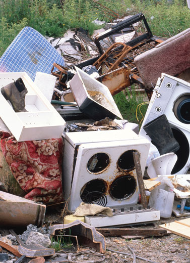 Sampah Elektronik Juga Berbahaya!