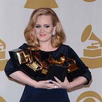 Adele memborong nominasi The Ivor Novello Award