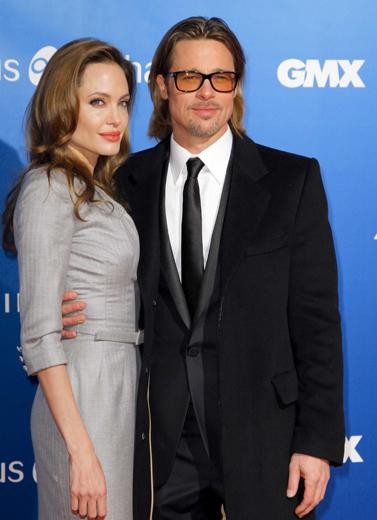 Brad & Angelina: Pernikahan Mewah di Prancis