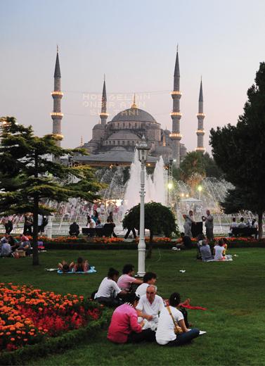 Berbuka Puasa di Turki