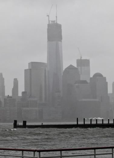 Frankenstorm: Ketika Sandy Menerjang