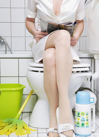 Toilet Higienis Bebas Kuman