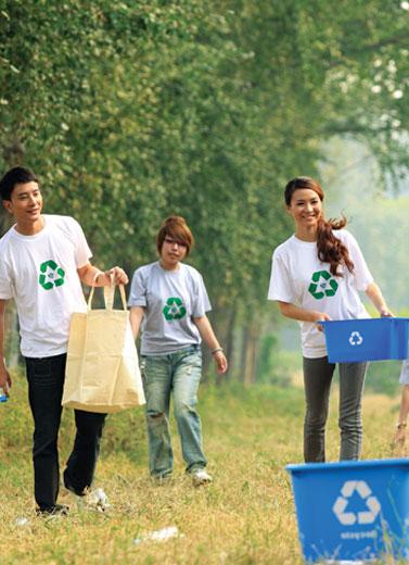 Lubang Biopori & Memakai Produk Dalam Negeri