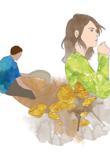 Kemilau Emas Gunung Botak [1]