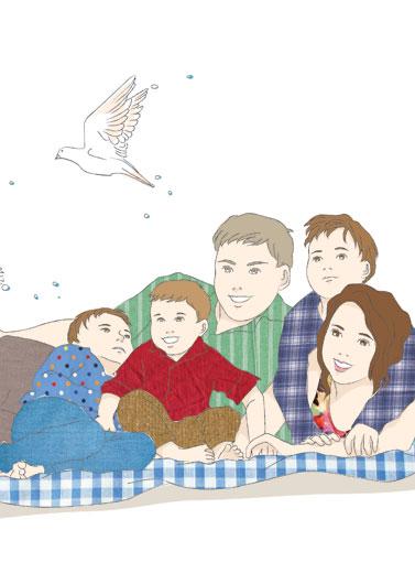 Sangkar Hangat bagi Anak-Anakku [3]
