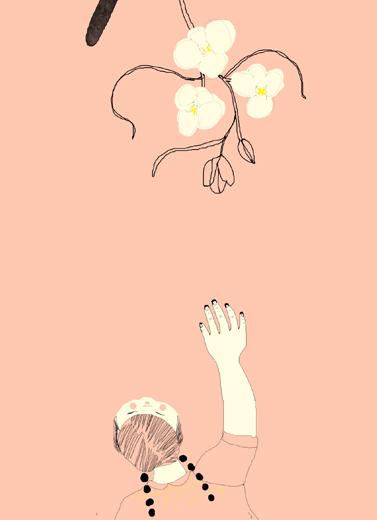 Landra Boleh Memetik Bunga-Bunga