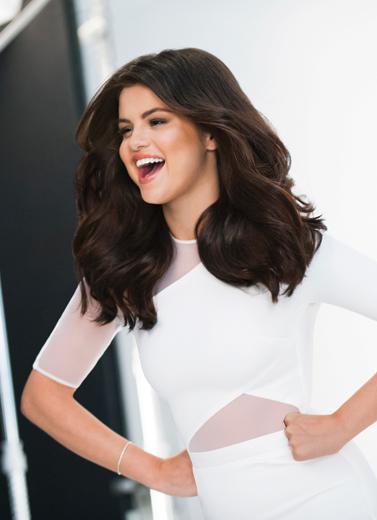 Selena Gomez & Pantene