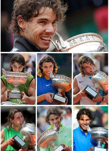 Pertarungan Terbesar Rafael Nadal