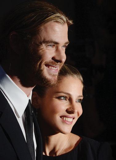Chris Hemsworth - Elsa Pataky: Akhir Sebuah Petualangan