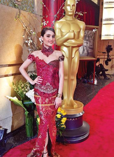 Memukau di Ajang Oscar