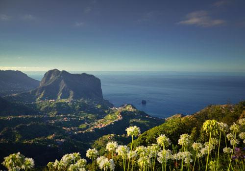 Kecantikan Dramatis Madeira