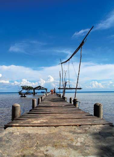 Menjelajah Pulau Biawak