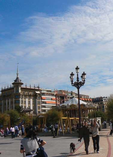 San Sebastian, Romantisisme Musim Panas