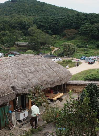 Wisata Desa di Korea Selatan