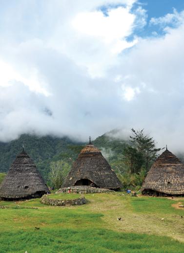 Waerebo, Kampung Arsitektur Nusantara