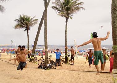 Rio de Janeiro: Tampan & Seksi