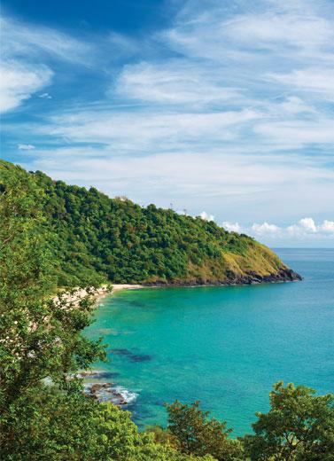 Mencari Jejak Romantis di Thailand