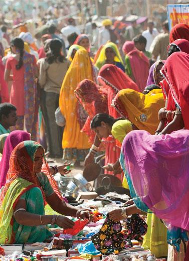 Berburu Perhiasan Rumah Di India