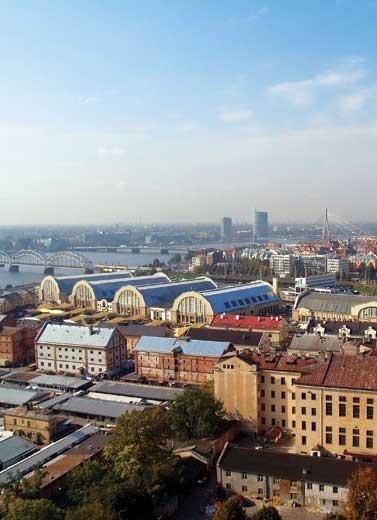 Sentuhan Rusia di Riga