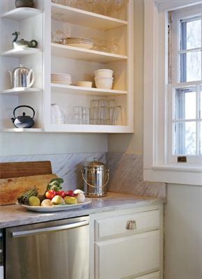 Salah Satu Dari Empat Jenis Bentuk Kabinet Dapur Yaitu Baris Tunggal Dua L Atau U