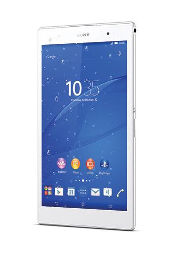 Sony Xperia Z3 Tablet Compact: Tipis dan Tahan Air