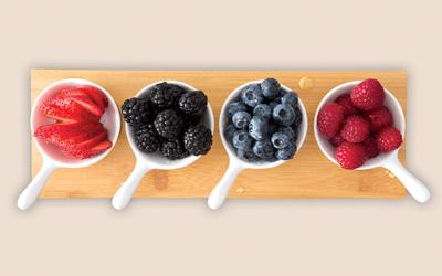 10 Makanan Sehat Sumber Antioksidan