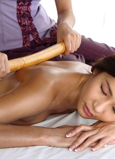 Exotic Bamboo Massage