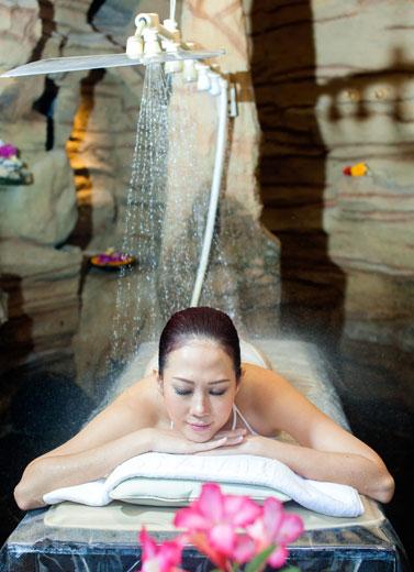 Affusion Shower Massage