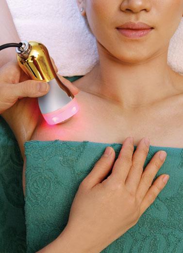 Nano Rejuvenation Bust Therapy